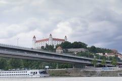 Palazzo di Bratislava Fotografia Stock