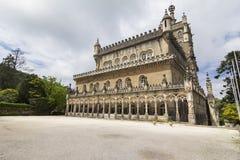 Palazzo di Bussaco, Portogallo immagini stock