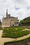 Palazzo di Bussaco, Portogallo immagine stock libera da diritti