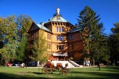 Palazzo di caccia di Radziwill Fotografia Stock
