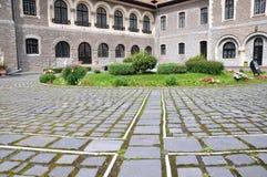 Palazzo di Cantacuzino Fotografie Stock