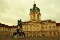 Palazzo di Charlottenburg Fotografia Stock Libera da Diritti