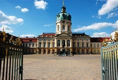 Palazzo di Charlottenburg Berlino/Germania fotografia stock