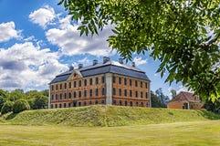 Palazzo di Christinehofs fotografia stock