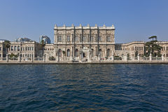 Palazzo di Ciragan Fotografie Stock