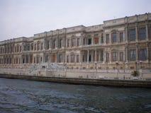 Palazzo di Ciragan fotografia stock libera da diritti
