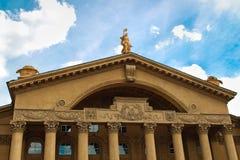 Palazzo di cultura CHMK Fotografie Stock