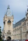 Palazzo di cultura, Iasi, Romania Immagine Stock Libera da Diritti