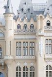 Palazzo di cultura, Iasi, Romania Immagini Stock