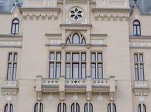 Palazzo di cultura, Iasi, Romania Immagine Stock