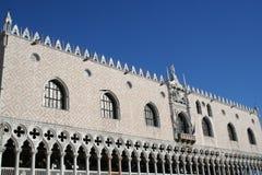 Palazzo di Doge´s Immagini Stock