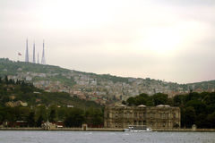 Palazzo di Dolmabahce immagine stock