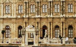 Palazzo di Dolmabahce fotografia stock