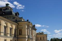 Palazzo di Drottningholm Fotografie Stock