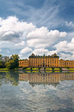 Palazzo di Drottningholm, Stoccolma Fotografia Stock