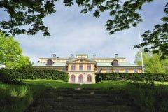 Palazzo di Ekebyhov immagine stock
