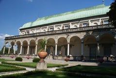 Palazzo di estate della regina Anne Fotografia Stock