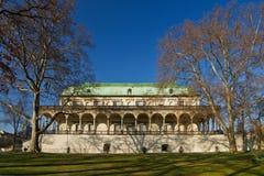 Palazzo di estate della regina Anne Fotografie Stock