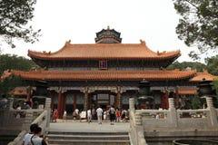 Palazzo di estate di Bejing in Cina Immagine Stock Libera da Diritti