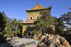 Palazzo di estate di Pechino fotografie stock libere da diritti