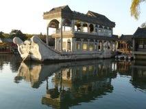 Palazzo di estate di Pechino 1 Immagini Stock Libere da Diritti