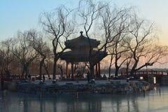 Palazzo di estate Pechino Fotografie Stock Libere da Diritti