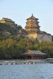 Palazzo di estate, Pechino, Cina Immagine Stock