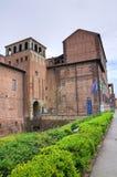 Palazzo di Farnese. Piacenza. L'Emilia Romagna. L'Italia. Immagini Stock Libere da Diritti