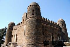 Palazzo di Fasiladas fotografie stock libere da diritti