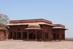Palazzo di Fatehpur in India fotografia stock libera da diritti
