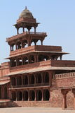 Palazzo di Fatehpur Sikri di Jaipur in India Fotografie Stock
