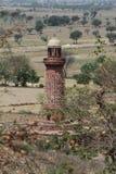 Palazzo di Fatehpur Sikri di Jaipur in India Fotografia Stock Libera da Diritti