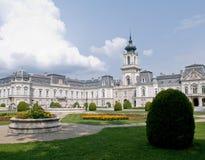 Palazzo di Festetic (Keszthely) Immagine Stock Libera da Diritti