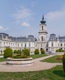Palazzo di Festetic (Keszthely) Fotografia Stock Libera da Diritti