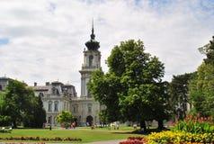 Palazzo di Festetics in Keszthely Fotografie Stock