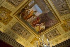 Palazzo di Firenze, Italia Pitti Immagine Stock Libera da Diritti