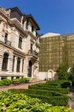 Palazzo di Ghika Bradisteanu a Bucarest Fotografie Stock Libere da Diritti