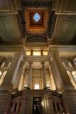 Palazzo di giustizia, Bruxelles Immagini Stock