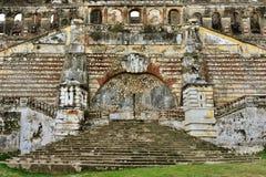 Palazzo di Haiti in Milot Fotografia Stock Libera da Diritti