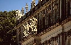 Palazzo di Herrenchiemsee Immagine Stock