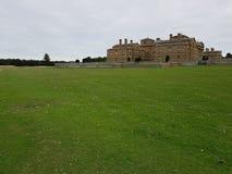 Palazzo di Holkham fotografia stock