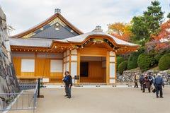 Palazzo di Honmaru al castello di Nagoya Immagini Stock Libere da Diritti