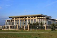 Palazzo di indipendenza Fotografie Stock Libere da Diritti