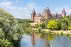 Palazzo di Johannisburg Immagini Stock Libere da Diritti