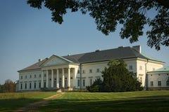Palazzo di Kacina fotografie stock libere da diritti