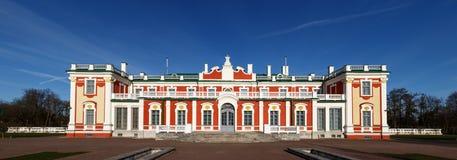 Palazzo di Kadriorg Fotografia Stock
