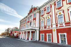 Palazzo di Kadriorg Immagini Stock Libere da Diritti