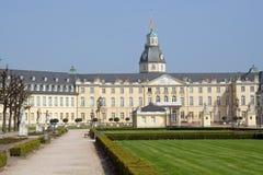 Palazzo di Karlsruhe Immagini Stock Libere da Diritti