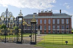 Palazzo di Kensington Fotografia Stock