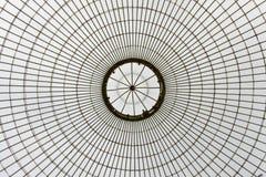 Palazzo di Kibble, Glasgow Botanical Gardens, Scozia, Regno Unito fotografia stock